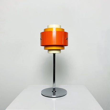 Metal table lamp 70's - 80's