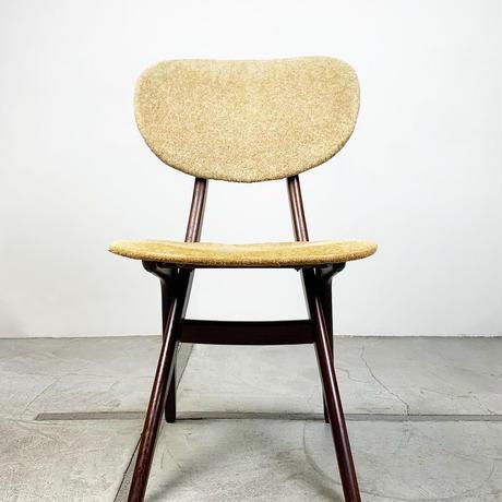Wood scissor chair 60's