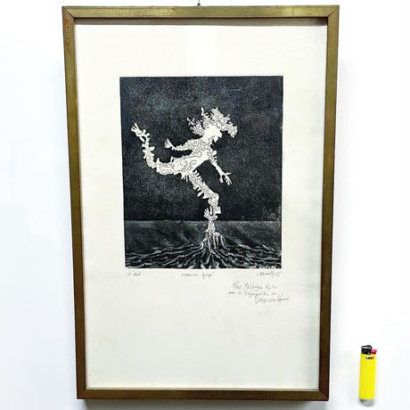 Lithograph 1973's