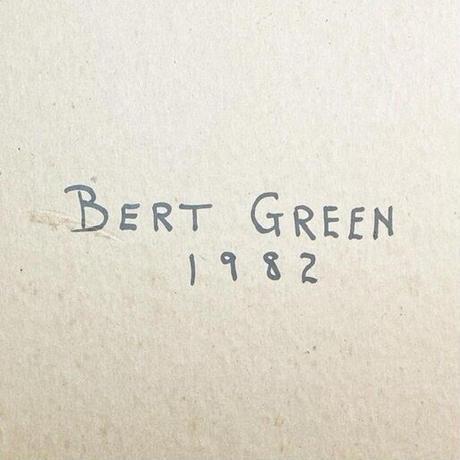 Fabric wall art 1982's