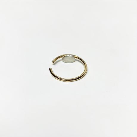 〈miku  fukamitsu〉泡のドローイング01 (Motif : Silver925)