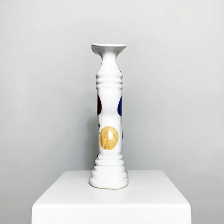 Unusual shape painting art vase
