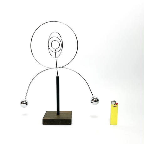 Metal table mobile sculpture 70's - 80's