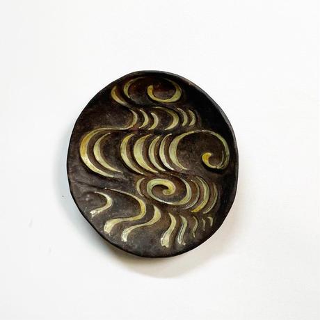 Iron wall plate