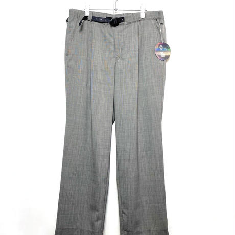 〈O-〉EASY  TROUSERS