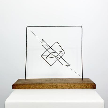 Geometric table mobile 1973's