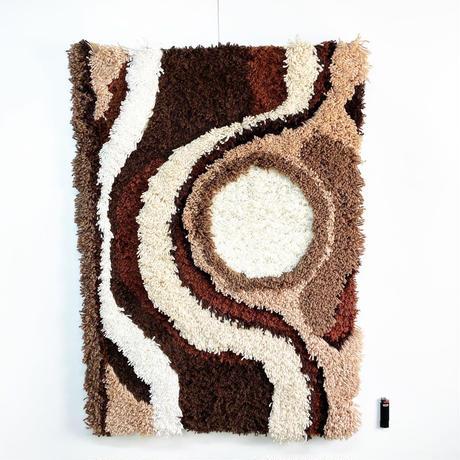 Fabric wall art 1978's