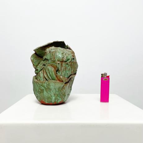 Ceramic art vase 1969's