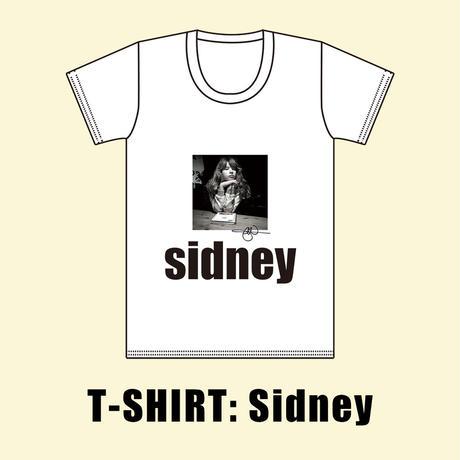 """""""Sidney"""" photo by Jonathan Worth  / designed by 西村浩平(DIGAWEL)"""