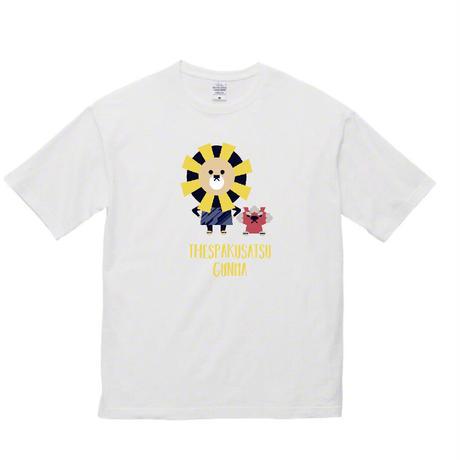 ビッグシルエットTシャツ(ホワイト)