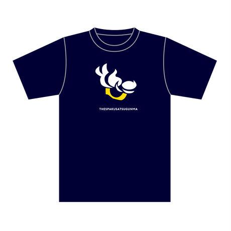 獅子Tシャツ(ネイビー)