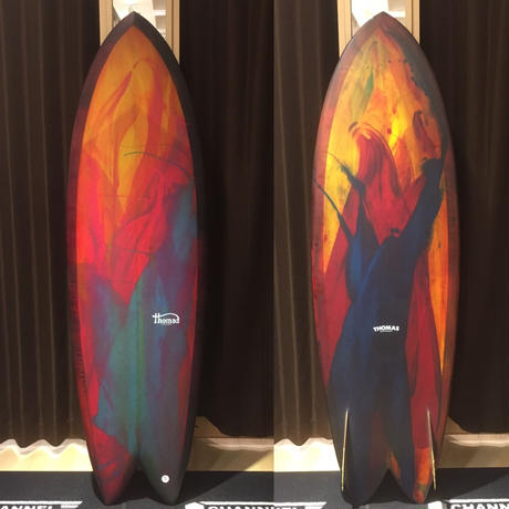 【THOMAS BEXSON】KEEL FISH 6'0""