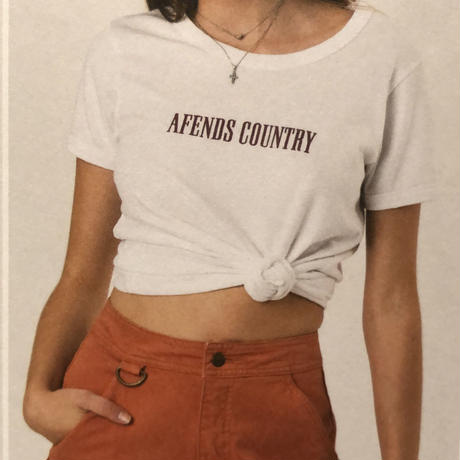 【AFENDS】 ACⅢ Standard Fit Tee (W191003)