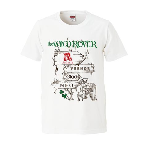 Save clubasia チャリティーTシャツ