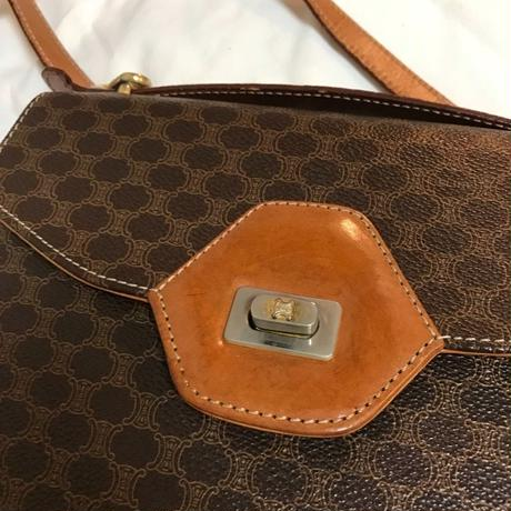 vintage celine shoulder bag #1