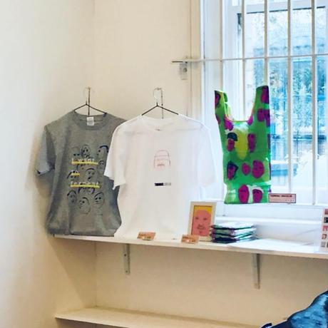 ロンドン展記念 限定 Tシャツ