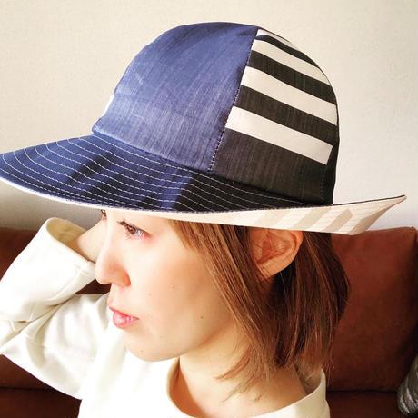 幾何学6方HAT