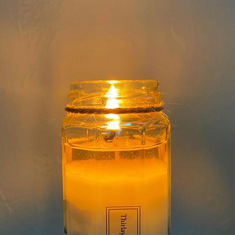 南国ビーチのアロマテラピー海candle 空気を綺麗に浄化できる人と地球に優しい天然大豆ワックスキャンドル