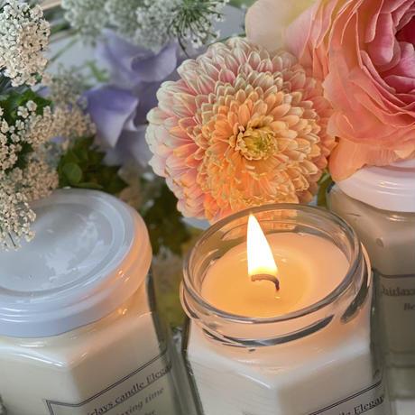 【欲しい気分で選ぶ3個セット】美しき地球のオーガニック贅沢ブレンドアロマsoy candle〜サステナブルcandles〜