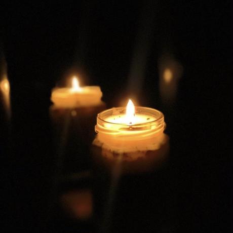森林浴の檜(ヒノキ)100%天然アロマのsoy candle お部屋でリラックスタイムを