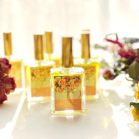 愛と喜びのブレンド オーガニックアロマ香水