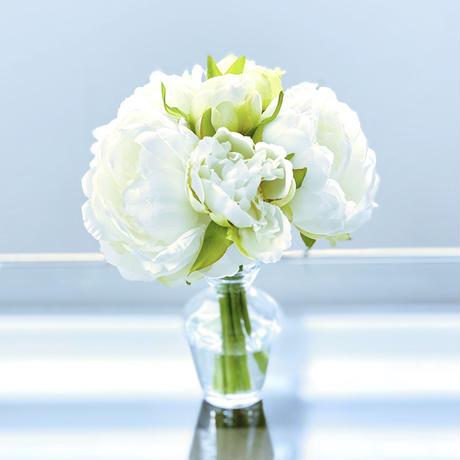 お花と香り癒しの2点set♪お手入れ不要elegance &女神性繁栄!華々の最高級オーガニックアロマスプレー