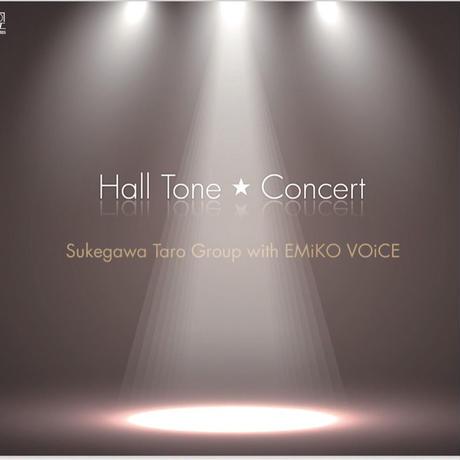 "CD ""Hall Tone concert ""/  助川太郎Group"