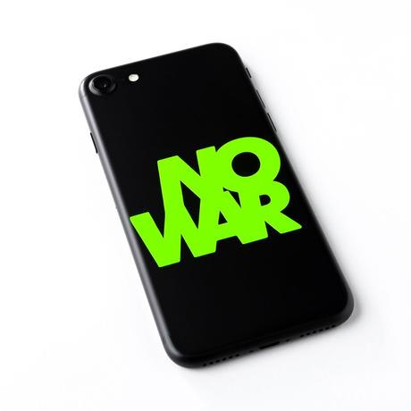 """""""NO WAR"""" stickers(3枚セット)"""