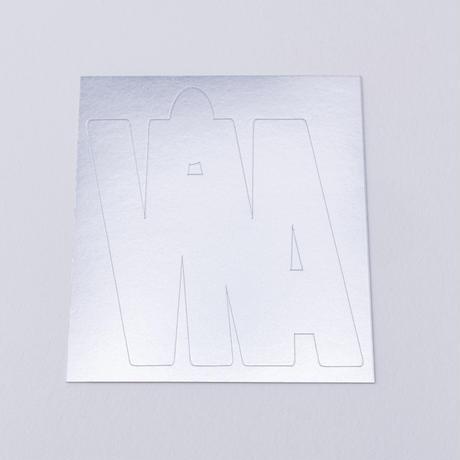 """""""VIVA""""+""""NEU!"""" stickers(2枚セット)"""