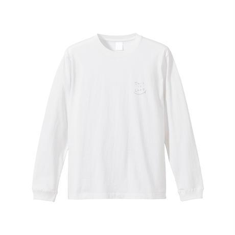 ボブガールロンTee [White]