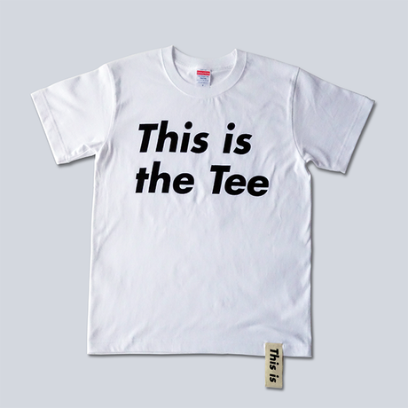 This is the Tee