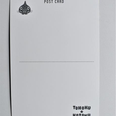 ポストカード(ダイバー)