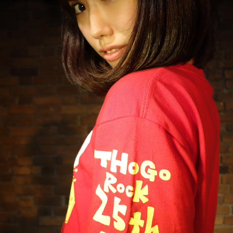 THOGO女体化Tシャツ(赤)