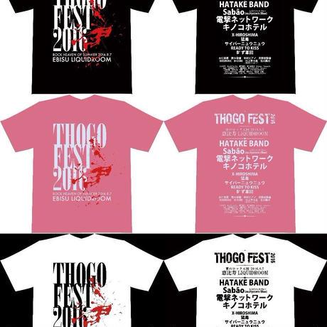 【入荷】トーゴーフェスTシャツ