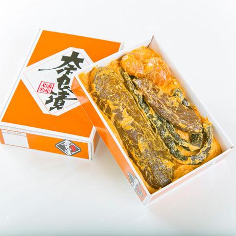 奈良漬 箱詰め  535g