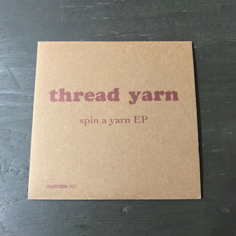 1stEP 「spin a yarn EP」