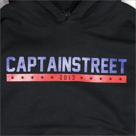 【CAPTAIN STREET】 CVLS P/Oパーカー BLACK