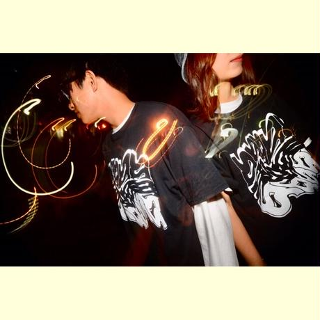 【SS/S Original】  distortion Tシャツ