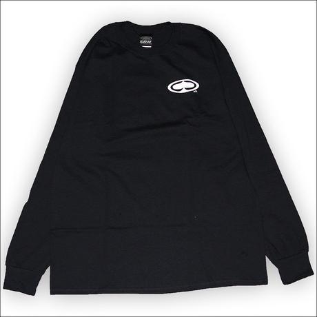 【SRH】OG L/S Tシャツ BLACK