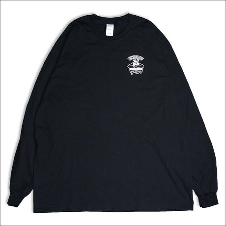 "【PUSH YOUR SELF】 ""2019年クマさんLONG SLEEVE''"