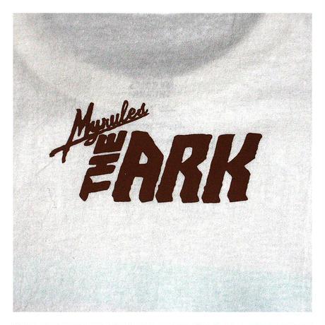 【ARK】ARK magic シリーズ Tシャツ Whiteボディ Lサイズのみ