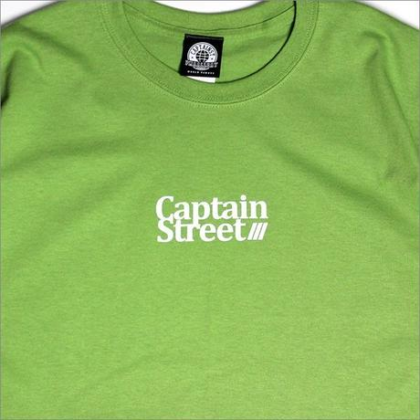 【CAPTAIN STREET】 OG Logo Tシャツ L.GREEN