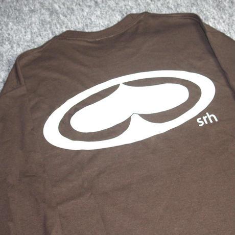 【SRH】OG L/S Tシャツ BROWN