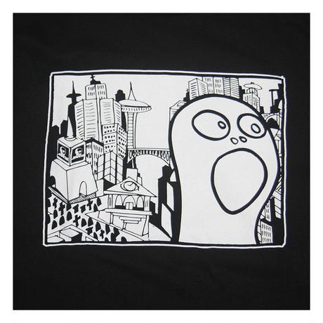 【SKULL SKATES】 SKULL SKATES MUTANT CITY ロングスリーブ