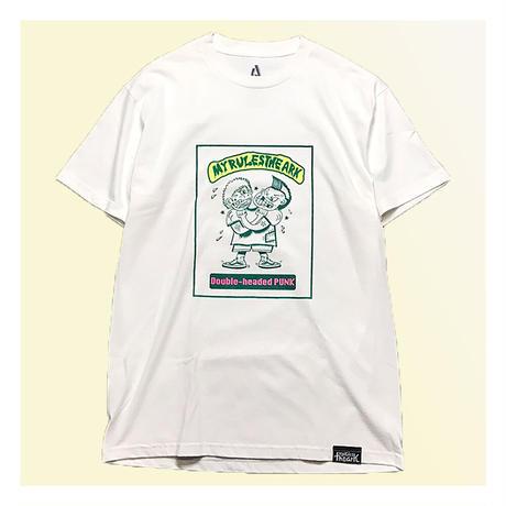【ARK】ARK 『ダブルヘッド』 Tシャツ  NEWカラー