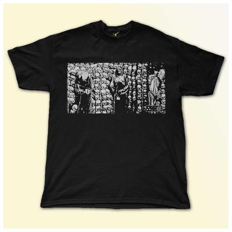 【SS/S Original】 Skull Tシャツ BLACK サイズLのみ
