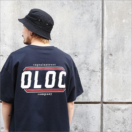 【CAPTAIN STREET】 OLOC Tシャツ BLACK