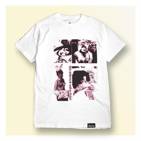 【ARK】ARK 『 eros』Tシャツ Whiteボディ Lサイズのみ