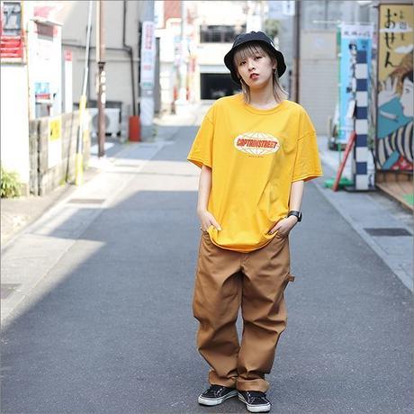 【CAPTAIN STREET】 Globe Tシャツ GOLD