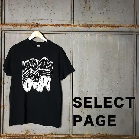 ①distortion Tシャツ SALE  アイテム選択ページ
